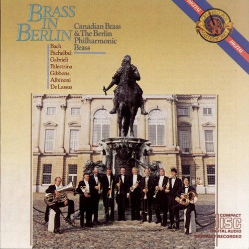Brass in Berlin de Canadian Brass