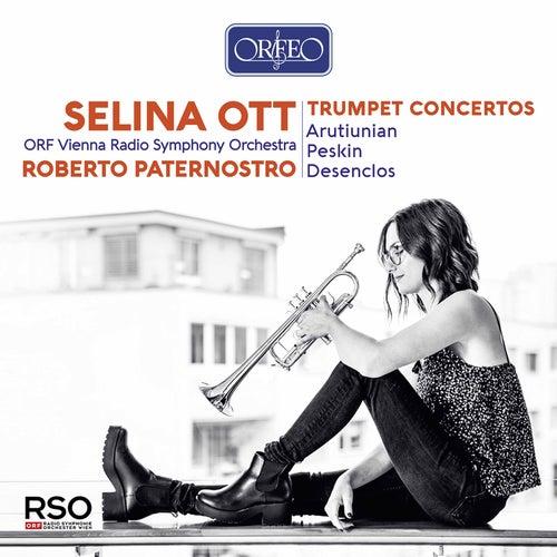 Arutiunian, Peskin & Desenclos: Trumpet Concertos von Selina Ott
