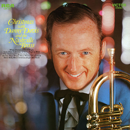 Christmas With Danny Davis and the Nashville Brass by Danny Davis & the Nashville Brass
