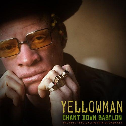 Chant Down Babylon de Yellowman
