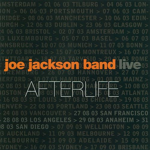 Afterlife de Joe Jackson