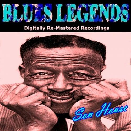 Blues Legends (Pres. Son House) de Son House