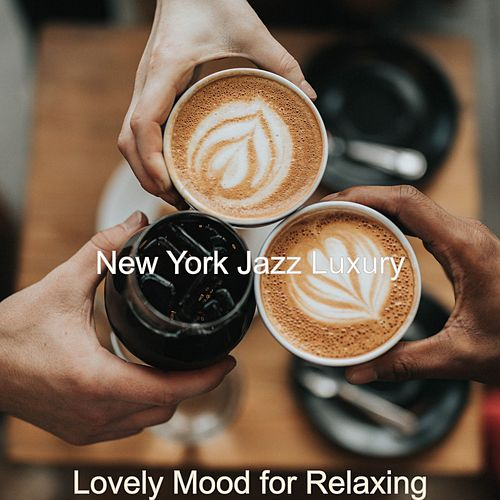 Lovely Mood for Relaxing de New York Jazz Luxury