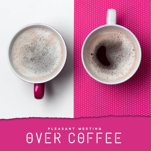 Pleasant Meeting Over Coffee by Rosanna Francesco