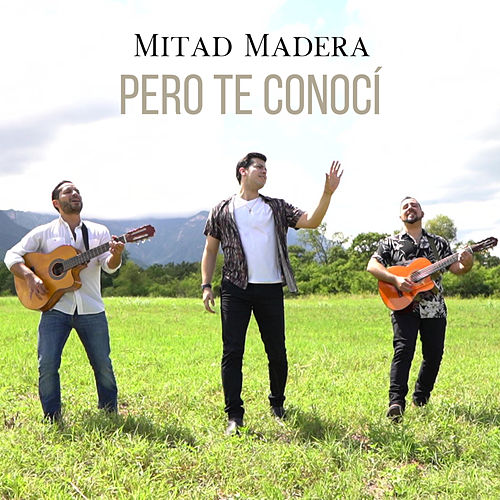 Pero te conocí by Mitad Madera