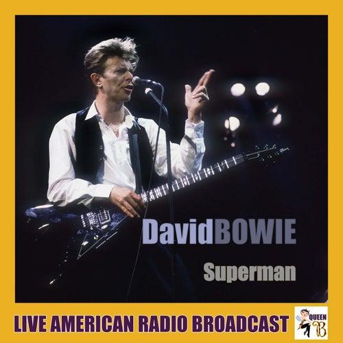 Superman (Live) von David Bowie