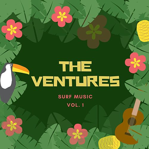 Surf Music, Vol. 1 by The Ventures