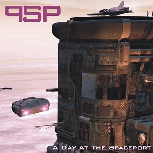 A Day At The Spaceport von PSP