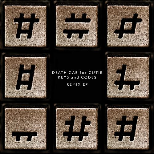 Keys and Codes Remix EP de Death Cab For Cutie