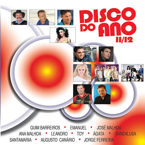 Disco do Ano 2011.12 by Various Artists