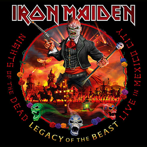 Aces High (Live in Mexico City, Palacio de los Deportes, Mexico, September 2019) by Iron Maiden