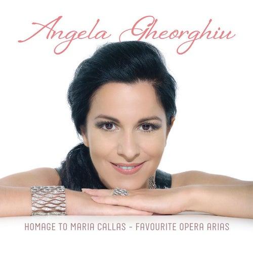 Homage to Maria Callas von Angela Gheorghiu