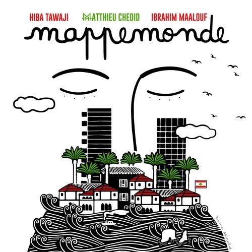 Mappemonde by Hiba Tawaji