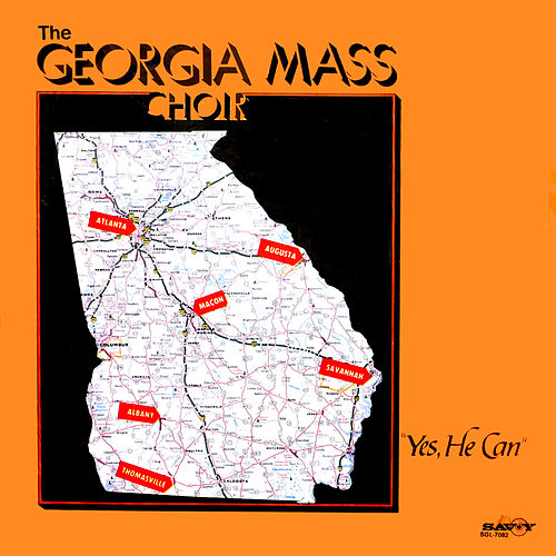 Yes, He Can by Georgia Mass Choir