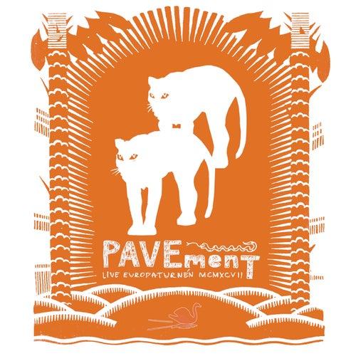 Live Europaturnén MCMXCVII by Pavement