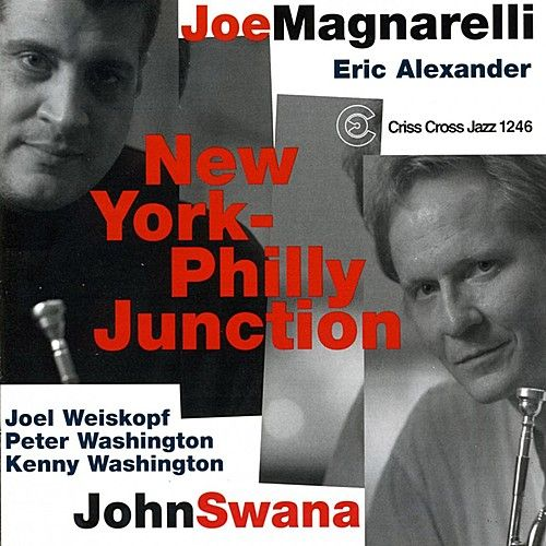New York-Philly Junction by Joe Magnarelli