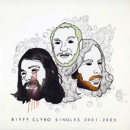 Singles 2001-2005 de Biffy Clyro