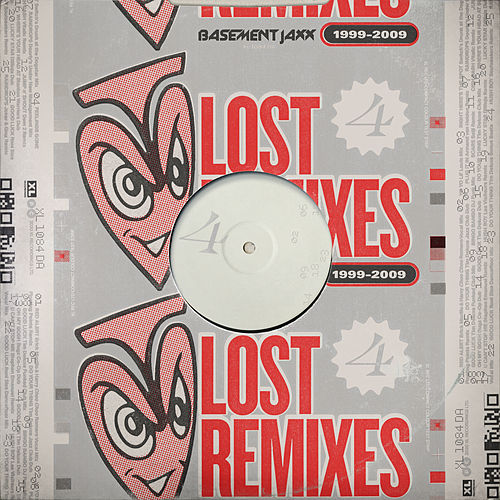 Lost Remixes (1999 - 2009) by Basement Jaxx