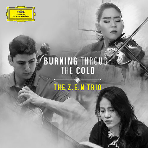 Burning Through The Cold by The Z.E.N. Trio
