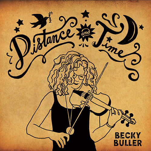 Distance and Time by Becky Buller