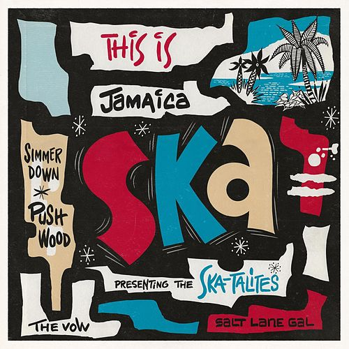 This Is Jamaica Ska by Various Artists