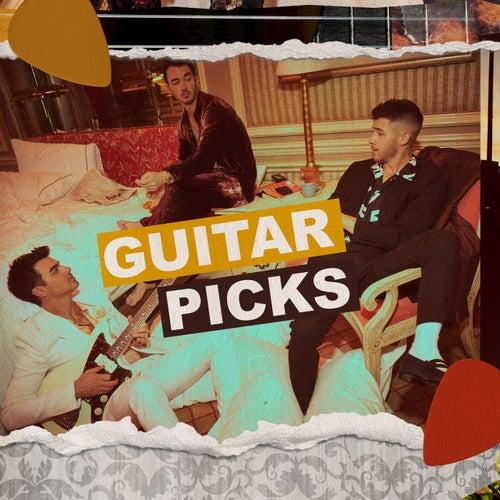 GUITAR PICKS de Jonas Brothers