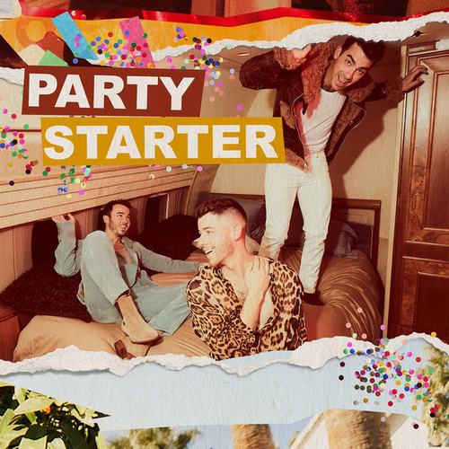 PARTY STARTER by Jonas Brothers