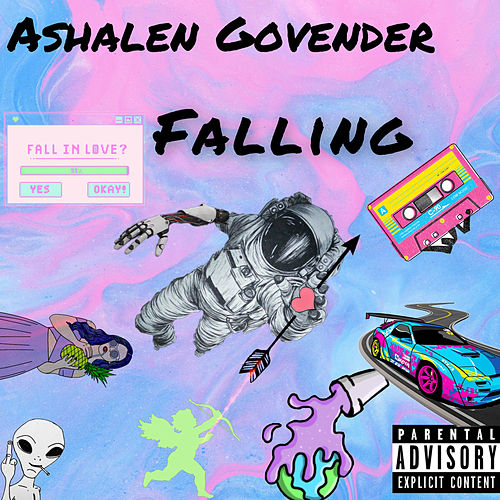 FALLING by Ashalen Govender