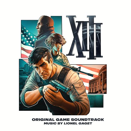 XIII (Original Game Soundtrack) by Lionel Gaget