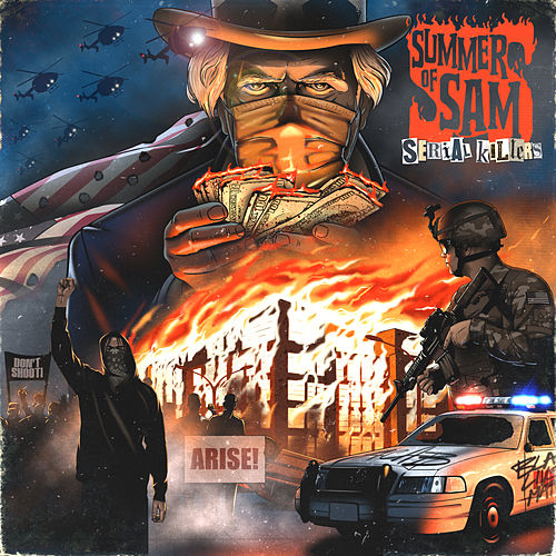 Serial Killers Presents: Summer of Sam by Xzibit