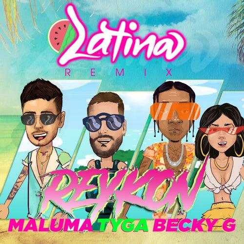 Latina (Remix) von Reykon
