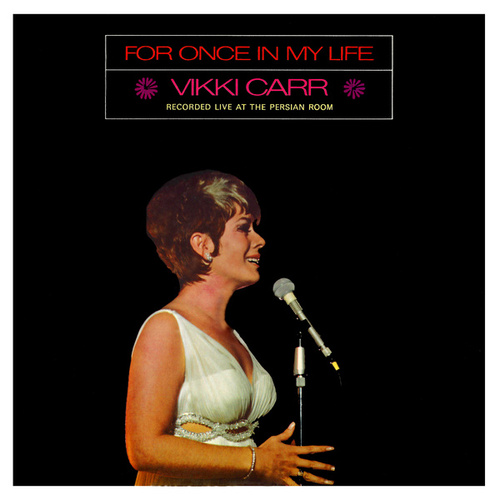 For Once In My Life by Vikki Carr