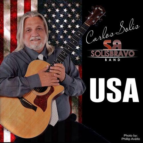 USA (feat. Solisbravo Band) by Carlos Solis