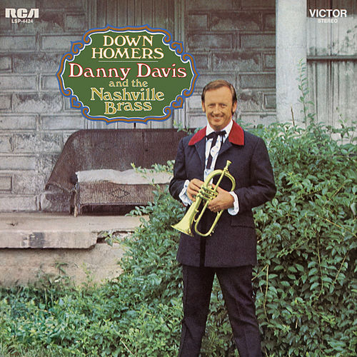 Down Homers by Danny Davis & the Nashville Brass