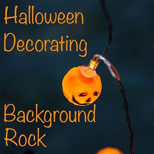 Halloween Decorating Background Rock by Various Artists