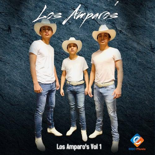 Los Amparo's Vol. 1 de Los Amparo's