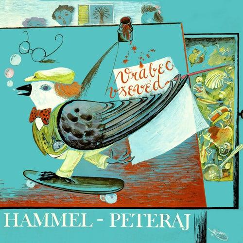Vrabec vseved de Pavol Hammel