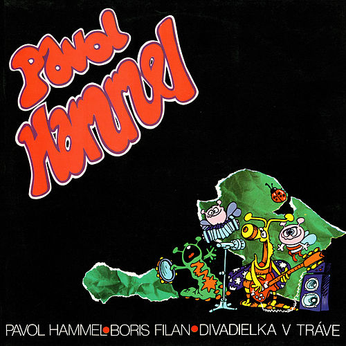 Divadielka v tráve by Pavol Hammel