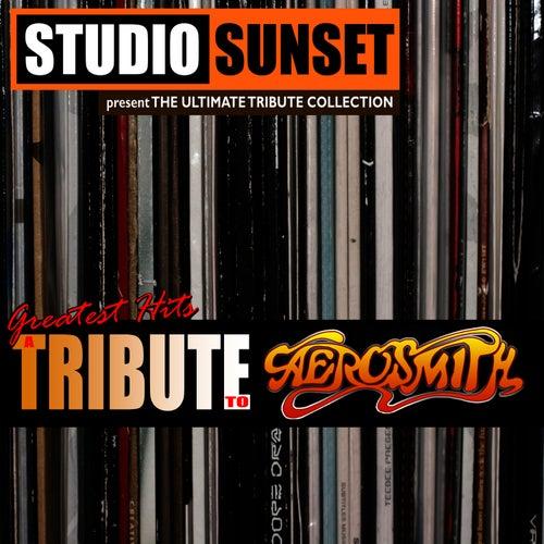 The Greatest hits of Aerosmith  - Tribute de Studio Sunset