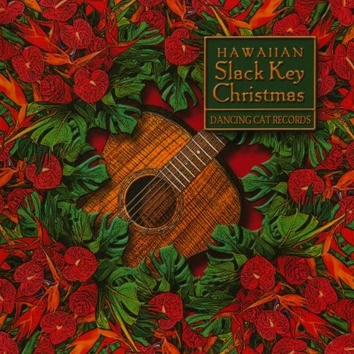 Hawaiian Slack Key Christmas de Various Artists