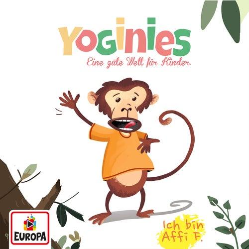 Ich bin Affi F by Yoginies