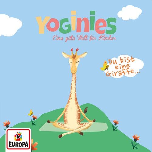 Du bist eine Giraffe by Yoginies