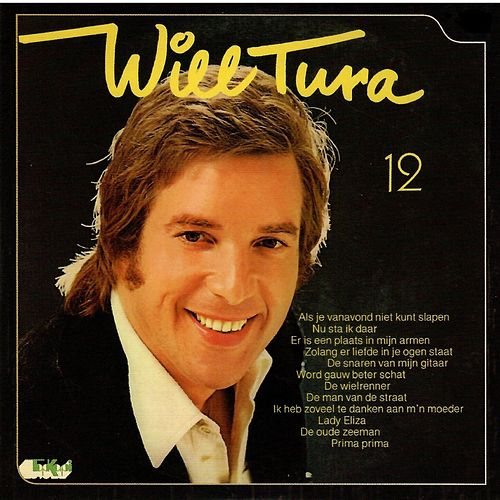 Will Tura Nr. 12 by Will Tura