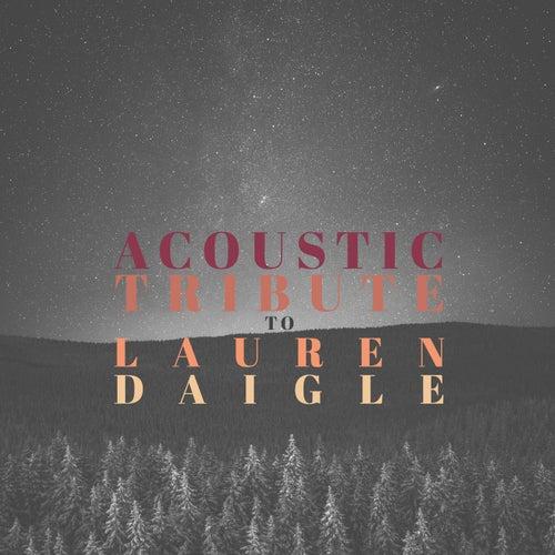 Acoustic Tribute to Lauren Daigle (Instrumental) de Guitar Tribute Players
