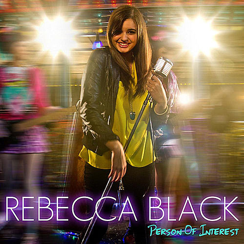 Person Of Interest by Rebecca Black