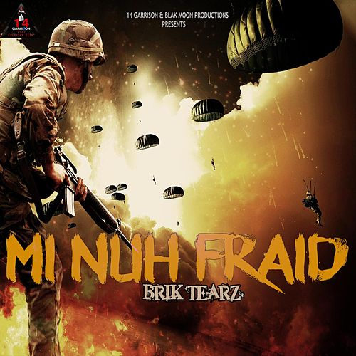 Mi Nuh Fraid by Brik Tearz