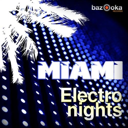 Miami Electro Nights de Various Artists