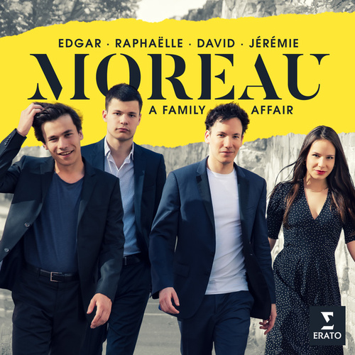 A Family Affair - Dvorák: Rusalka, Op. 114, B. 203, Act 1: Song to the Moon by Edgar Moreau