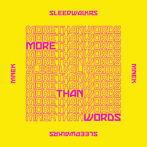 More Than Words (feat. MNEK) von Sleepwalkrs