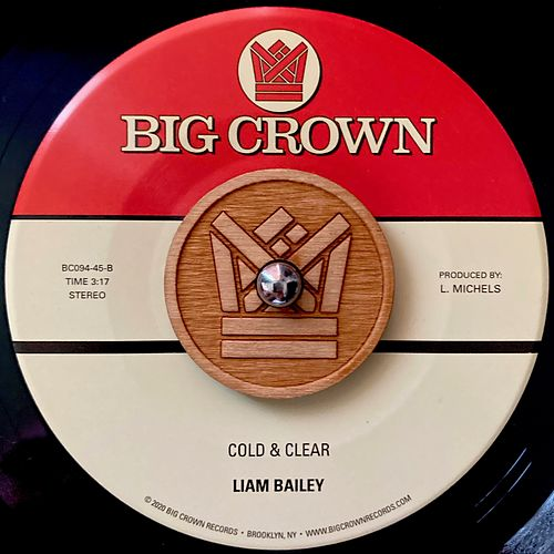 Cold & Clear by Liam Bailey